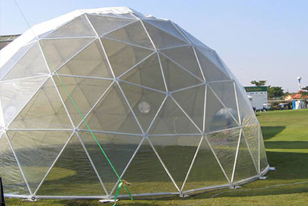 Dome tents & Marquees - Crest Range Marquees - Tents | Banners | Gazebos ...